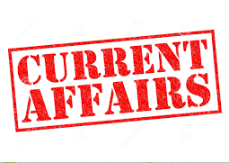 CURRENT AFFAIRS 01 AUGUST 2020