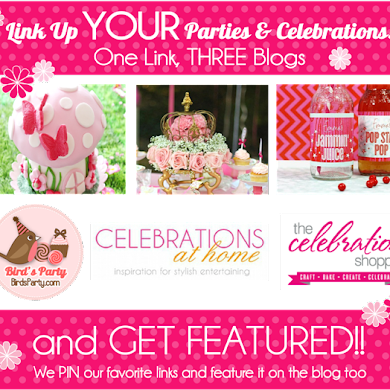 Share Your Party Ideas & Celebrations No. 15