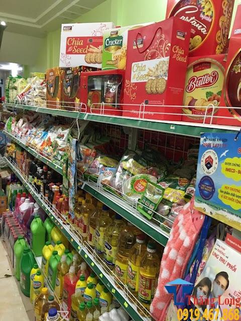Có nên mua giá kệ siêu thị ở giá kệ Thăng Long ?