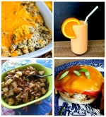 Scratch Made Food! & DIY Homemade Household is a featured blogger at Meal Plan Monday Link-up!