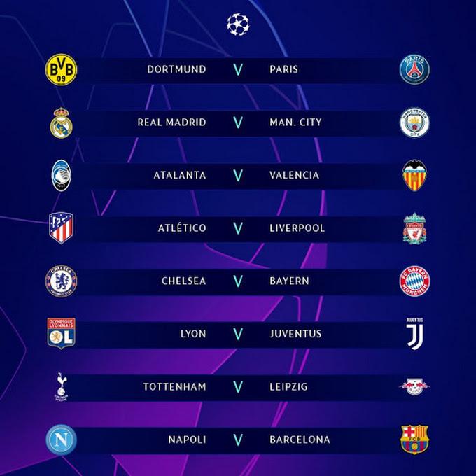 Bajnokok Ligája - Atlético Madrid-Liverpool a nyolcaddöntőben