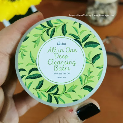 Fanbo-All-in-One-Deep-Cleansing-Balm