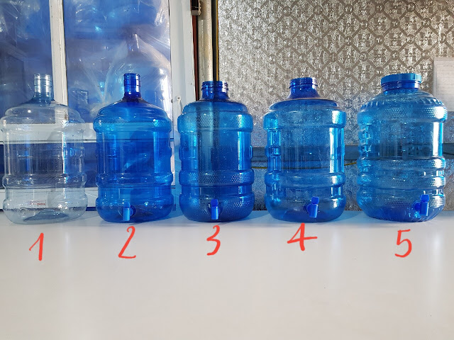 Vỏ bình nước 18l