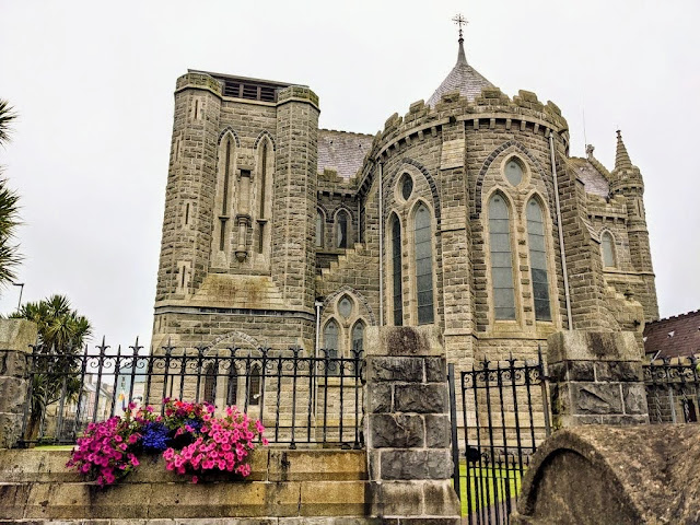 Daniel O'Connell Memorial church in Cahersiveen Ireland