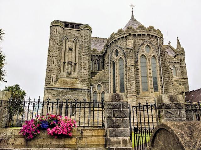 Daniel O'Connell Memorial church in Cahersiveen Ireland
