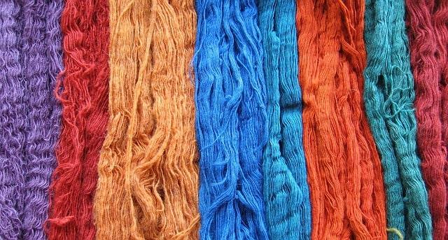 jenis jenis serat kain tekstil