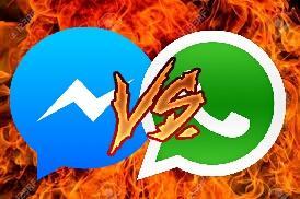 Yang Mana Favoritmu Facebook Messenger Atau Whatsapp