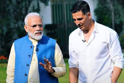 Akshay Kumar donated Rs 25 crore to PM Care Fund to fight coronovirus - Voice of Hinduism in English RSS Feed  IMAGES, GIF, ANIMATED GIF, WALLPAPER, STICKER FOR WHATSAPP & FACEBOOK