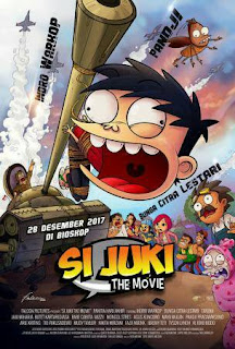 Download Film Si Juki The Movie : Panitia Hari Akhir (2017) Full Movie
