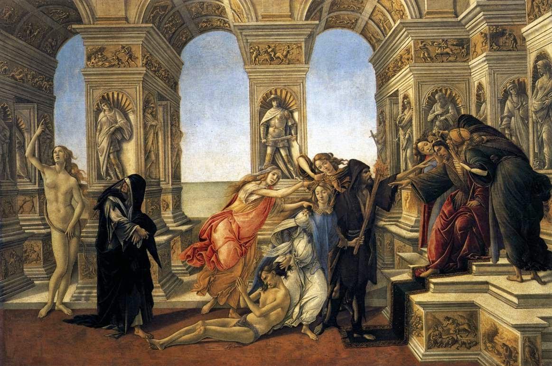 Allegoria della Calunnia