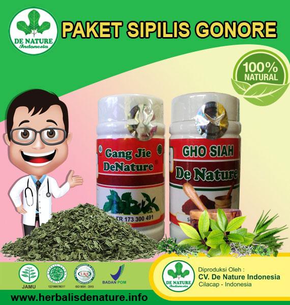 Obat Herbal Sipilis dan Gonore