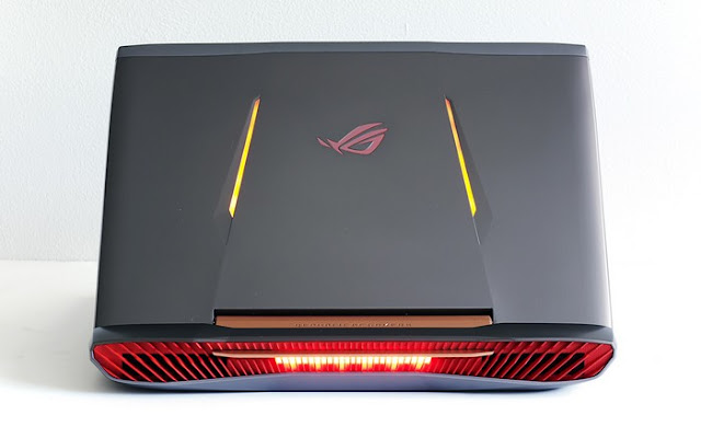 Review Laptop Gaming ASUS ROG G752VS