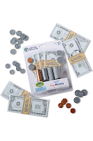 Learning Resources Pretend and Play, Play Money for Kids