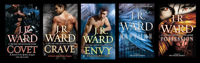 CRAVE BY JR WARD PDF