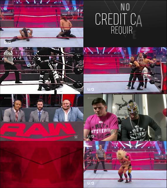 WWE Monday Night Raw 01 June 2020 720p WEBRip
