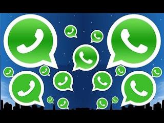 Keluar group WhatsApp