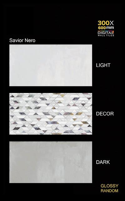 12x24 Digital Wall Tiles