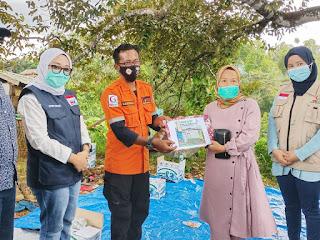 Wahana Muda Indonesia Bangun Rumah Hunian Sementara untuk Penyintas Gempa Sulbar
