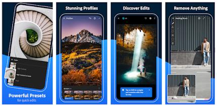Lightroom - Best Mobile Photo Editor