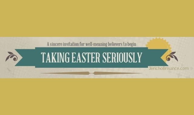 Understanding the True Spirit and Essence of Easter