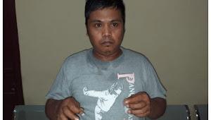 Polsek Lingga Bayu, Amankan Pelaku Tindak Pidana Narkoba Jenis Sabu