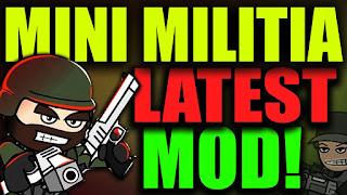 Mini Militia Mod Hack 2018