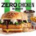 全新 KFC ZERO CHICKEN Burger 全新植物性无肉汉堡,吃起来像鸡肉,却不是鸡肉!