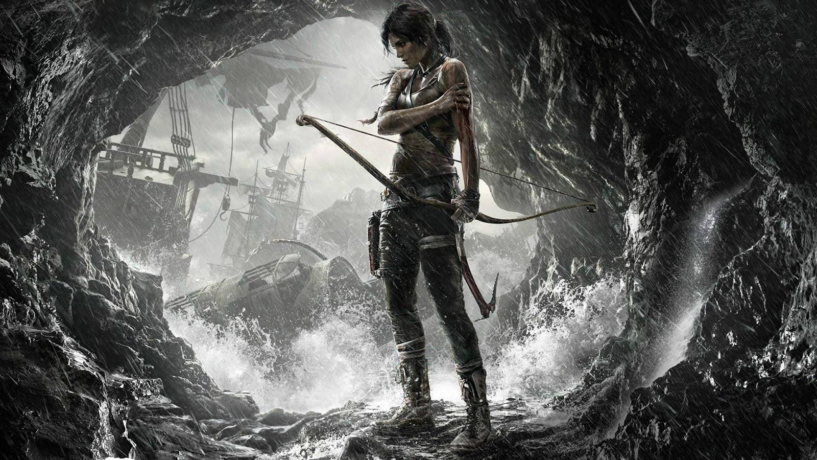 Tomb Raider Wallpapers