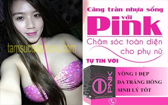 Ipink sẽ giúp cho phụ nữ có được vòng 1 cực kỳ quyến rũ