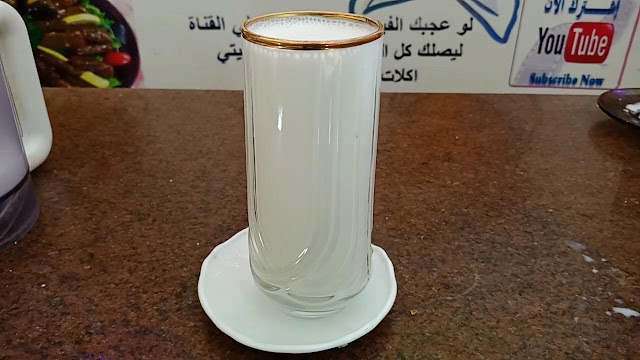 طريقة عمل عصير زبادي خلاط احسن من الكافتريات الشيف محمد الدخميسي