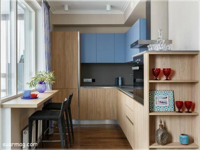 اسعار المطابخ الخشب 2020 13   Wood kitchen prices 2020 13