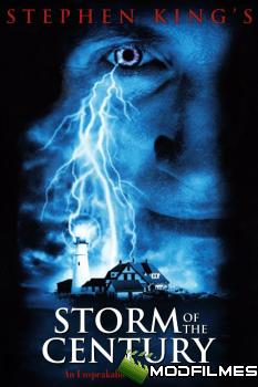 Capa do Filme A Tempestade do Século