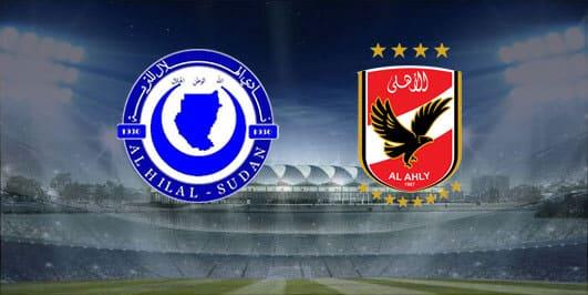 مباراة الاهلي والهلال بتاريخ 06-12-2019 دوري أبطال أفريقيا