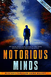 Notorious Minds Box Set - 20 gripping crime stories by 20 chart topping authors book promotion