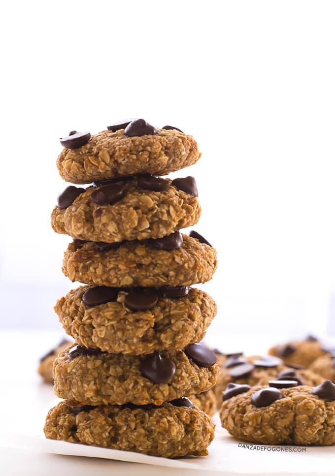 Vegan cookies | danceofstoves.com
