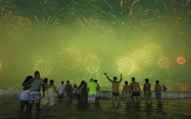 Rio cancela a festa oficial do réveillon 2021