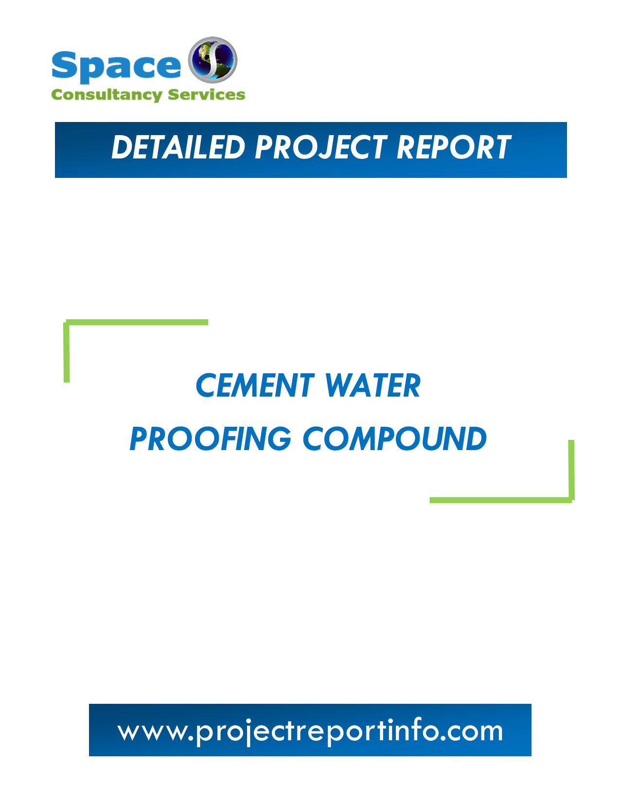 Project Report on Cement Water Proofing compound Manufacturing