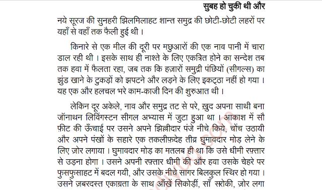 Jonathan Livingston Seagull Hindi PDF Download Free