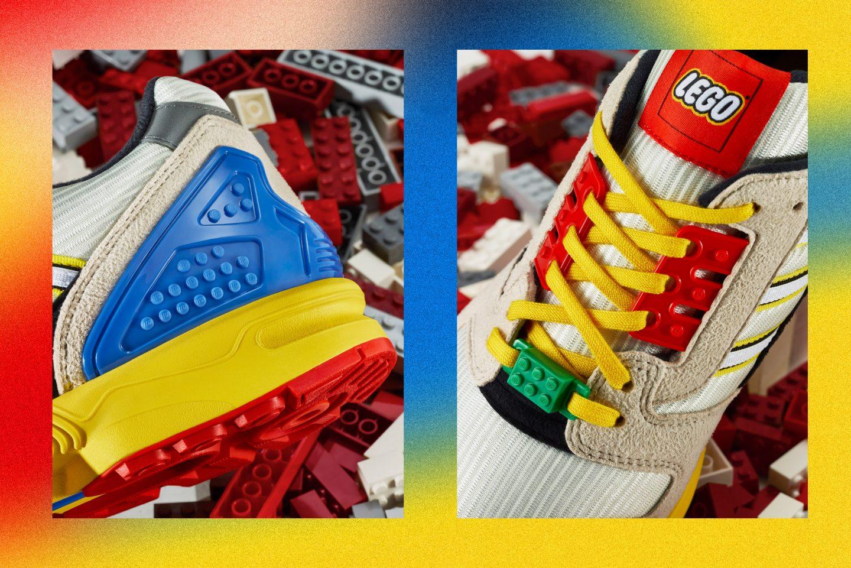 レゴアディダスコラボ製品今後も発売!複数年パートナーシップ締結
