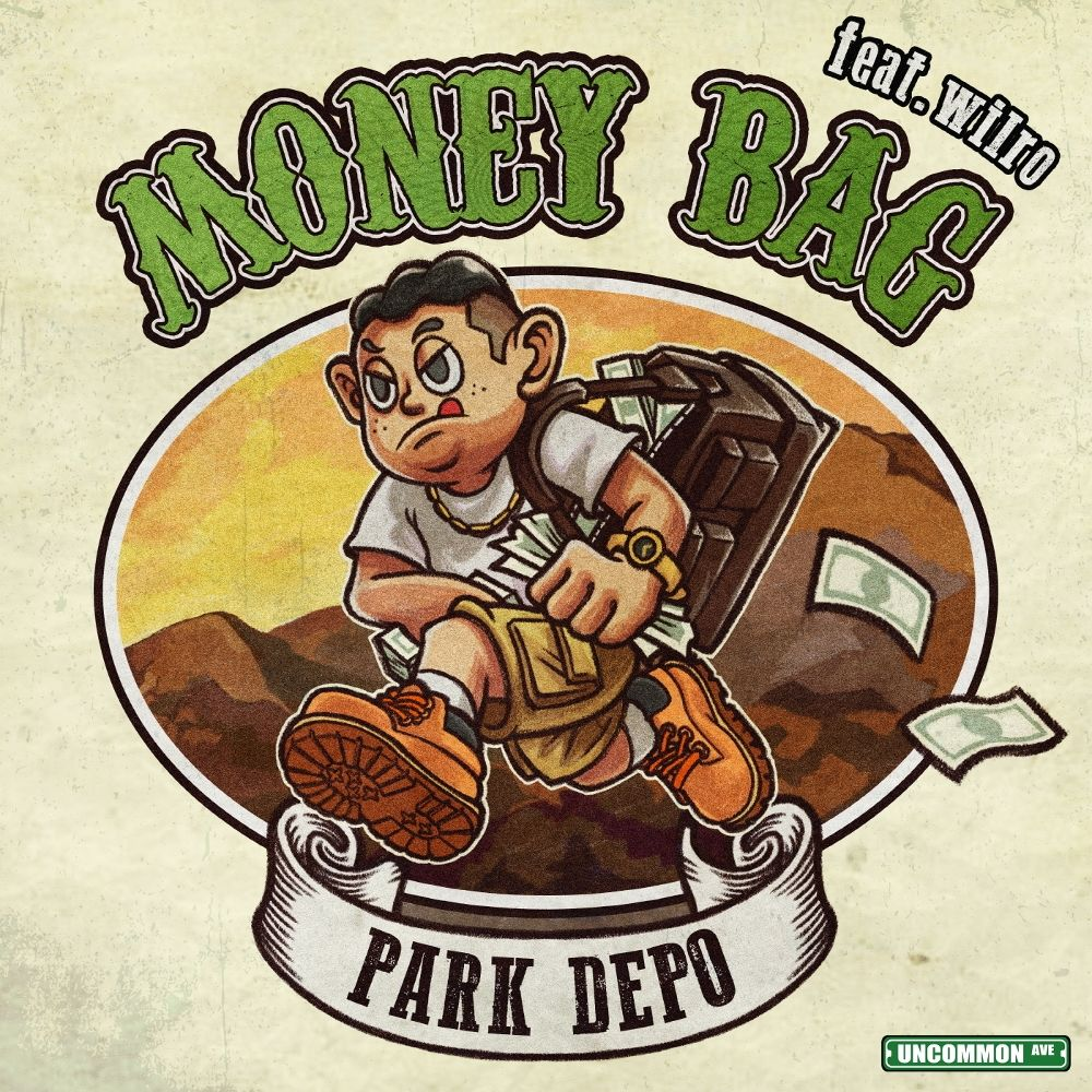 Parkdepo – Moneybag (feat. WILRO) – Single