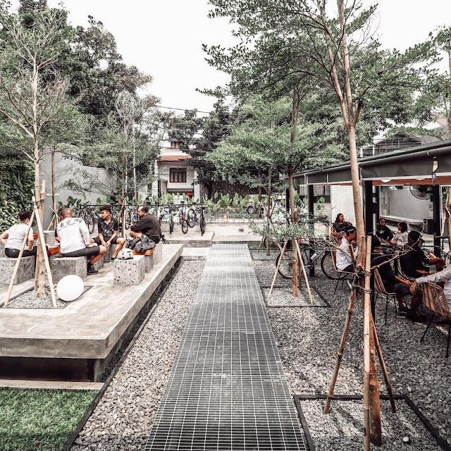Namdua Cafe Jakarta