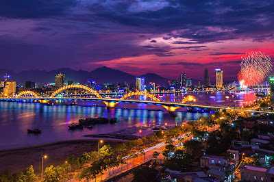 Danang attracts over 5 million tourists came here in 2016