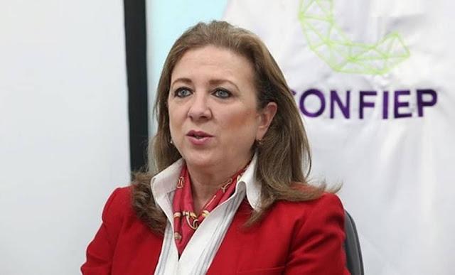 Confiep, María Isabel León