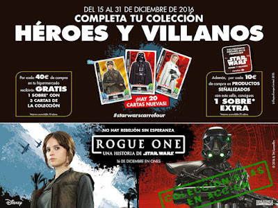 cartas Star Wars