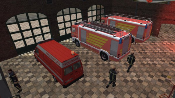 Firefighters 2014 PC Game