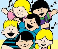 anak bernyanyi