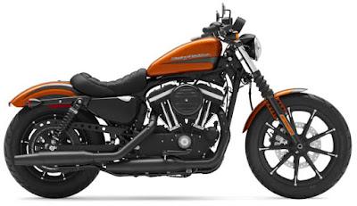 Spesifikasi Harley Davidson Iron 883