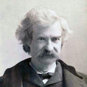 Mark Twain'e Kabızlık Sorunu İçin Elektrik Veren Kimdir