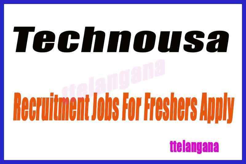 Technousa Recruitment Jobs For Freshers Apply