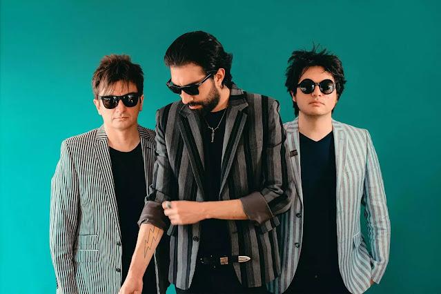 Lanza Internacional son nominados como 'Artista Rock del Año' en los Premios Musa
